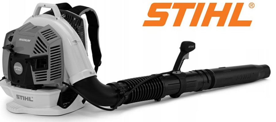New BR800 Stihl blower available at Tyler Farms