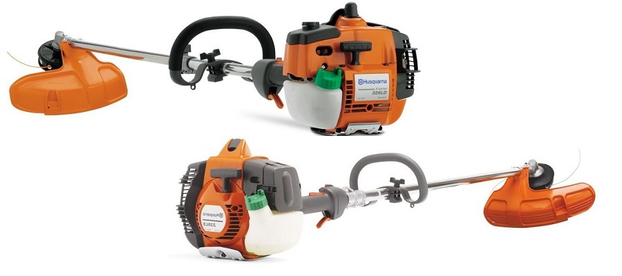 Husqvarna weed eaters available at Tyler Farms